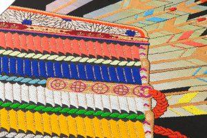 龍村謹製 袋帯「澄清華栄」のサブ2画像