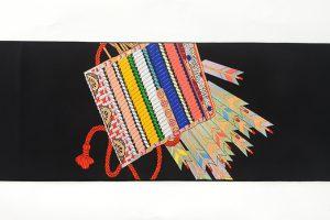 龍村謹製 袋帯「澄清華栄」のサブ3画像