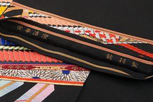 龍村謹製 袋帯「澄清華栄」のサブ4画像