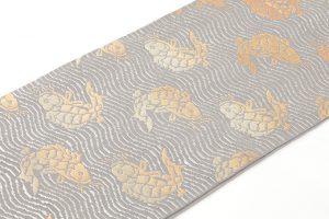 龍村平蔵製 袋帯「名物荒磯錦」のサブ1画像