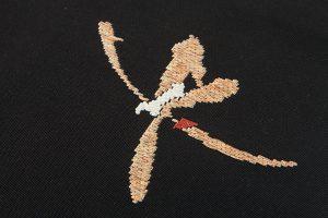 龍村平蔵製 袋帯「香蘭錦」のサブ3画像