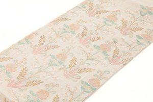 徳田義三図案 しょうざん謹製 手織り袋帯のサブ1画像