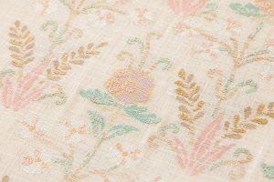 徳田義三図案 しょうざん謹製 手織り袋帯のサブ2画像