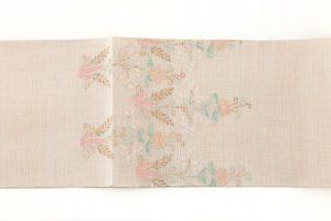 徳田義三図案 しょうざん謹製 手織り袋帯のサブ3画像