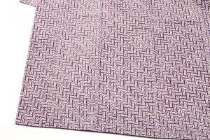 南部紫根染 綿着物のサブ2画像