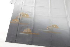 福田喜重作 刺繍訪問着のサブ2画像