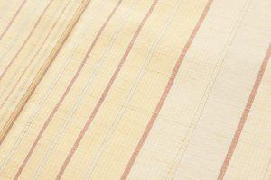 小林敬子作 経縞紬織地「萬葉」のサブ3画像