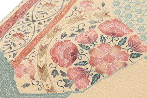 工芸きもの野口製 縮緬地小紋着尺のサブ2画像