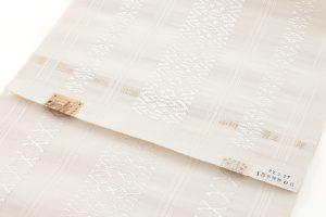 人間国宝 小川善三郎作 献上博多織 八寸名古屋帯のサブ3画像