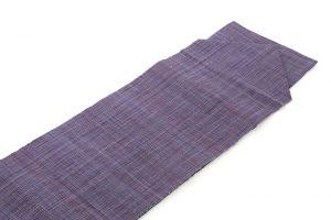 佐藤房子作 蓮香布織手織り八寸帯のサブ1画像