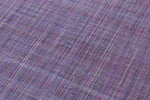 佐藤房子作 蓮香布織手織り八寸帯のサブ2画像