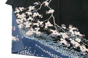 芦原晋作 本加賀友禅訪問着のサブ3画像