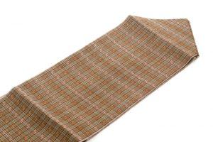 人間国宝 平良敏子作 芭蕉布花織名古屋帯のサブ1画像