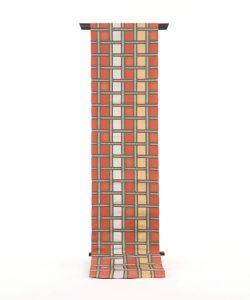 川島織物謹製 綴れ八寸名古屋帯のメイン画像