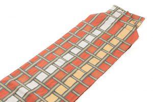 川島織物謹製 綴れ八寸名古屋帯のサブ1画像