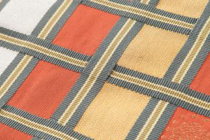 川島織物謹製 綴れ八寸名古屋帯のサブ3画像