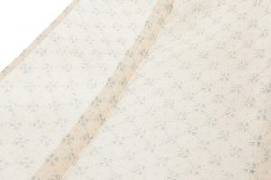 中島清志作 越後上布着物のサブ3画像