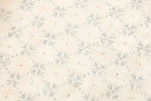 中島清志作 越後上布着物のサブ4画像