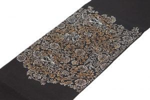 龍村平蔵製 袋帯「歌集人形唐草」のサブ1画像