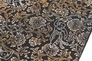 龍村平蔵製 袋帯「歌集人形唐草」のサブ2画像