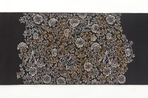 龍村平蔵製 袋帯「歌集人形唐草」のサブ4画像