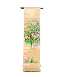 龍村平蔵製 袋帯「松藤文」のメイン画像