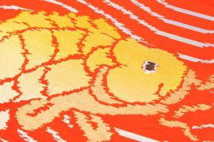 龍村平蔵製 袋帯「名物荒磯錦」のサブ2画像