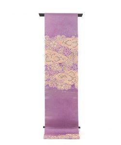 初代久保田一竹作 袋帯「葵雲」のメイン画像