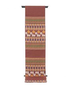 龍村平蔵謹製 袋帯「鳥いちご」のメイン画像