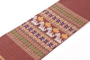 龍村平蔵謹製 袋帯「鳥いちご」のサブ1画像