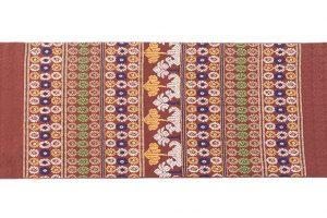 龍村平蔵謹製 袋帯「鳥いちご」のサブ3画像