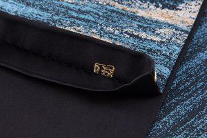 山口伊太郎 袋帯「凪さ」のサブ5画像