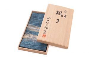 山口伊太郎 袋帯「凪さ」のサブ6画像