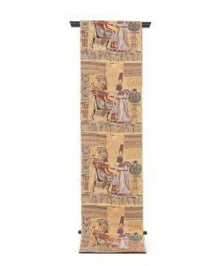 山口伊太郎 袋帯「埃及秘宝文」のメイン画像
