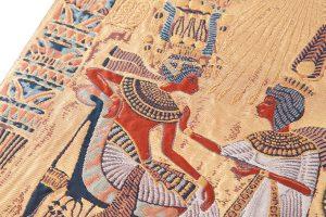 山口伊太郎 袋帯「埃及秘宝文」のサブ3画像