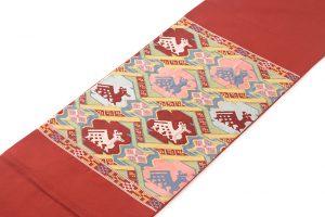 龍村平蔵製 袋帯「有栖川鹿手」のサブ1画像