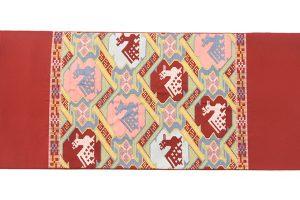 龍村平蔵製 袋帯「有栖川鹿手」のサブ3画像