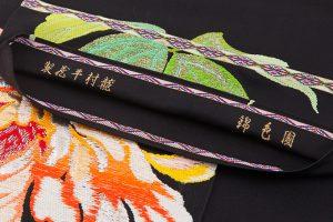 龍村平蔵製 袋帯「國色錦」のサブ4画像