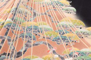 百貫華峰作 本加賀友禅留袖のサブ3画像