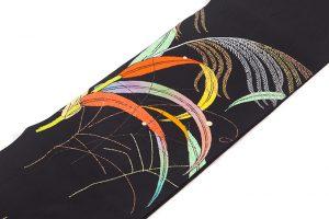 龍村平蔵製 夏袋帯「桃山芒」のサブ1画像