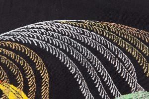 龍村平蔵製 夏袋帯「桃山芒」のサブ3画像