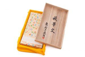 龍村平蔵製 袋帯「稜華文」のサブ5画像