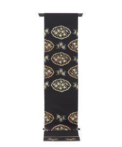 龍村平蔵製 袋帯「窠中繍花文」のメイン画像