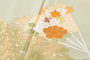 志ま亀製 色留袖のサブ3画像
