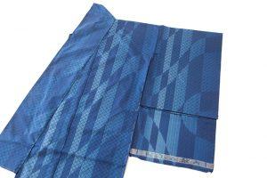 秋山眞和作 綾の手花織紬 着尺のサブ1画像