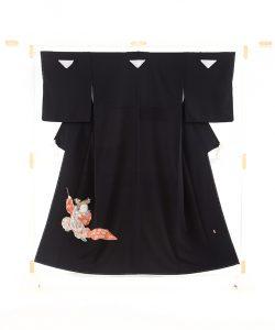 初代由水十久作 本加賀友禅留袖「童舞」のメイン画像