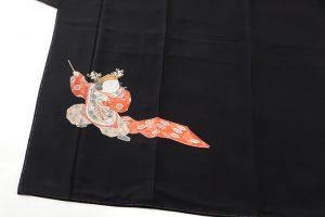 初代由水十久作 本加賀友禅留袖「童舞」のサブ1画像
