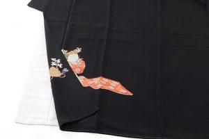 初代由水十久作 本加賀友禅留袖「童舞」のサブ2画像