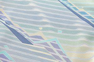 中町博志作 本加賀友禅色留袖地のサブ4画像