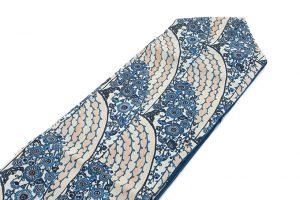 祝まな作 型絵染名古屋帯のサブ1画像